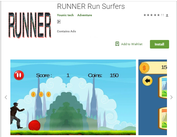 runner game copy